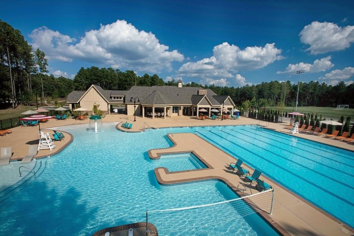 Pool at Harpers Mill