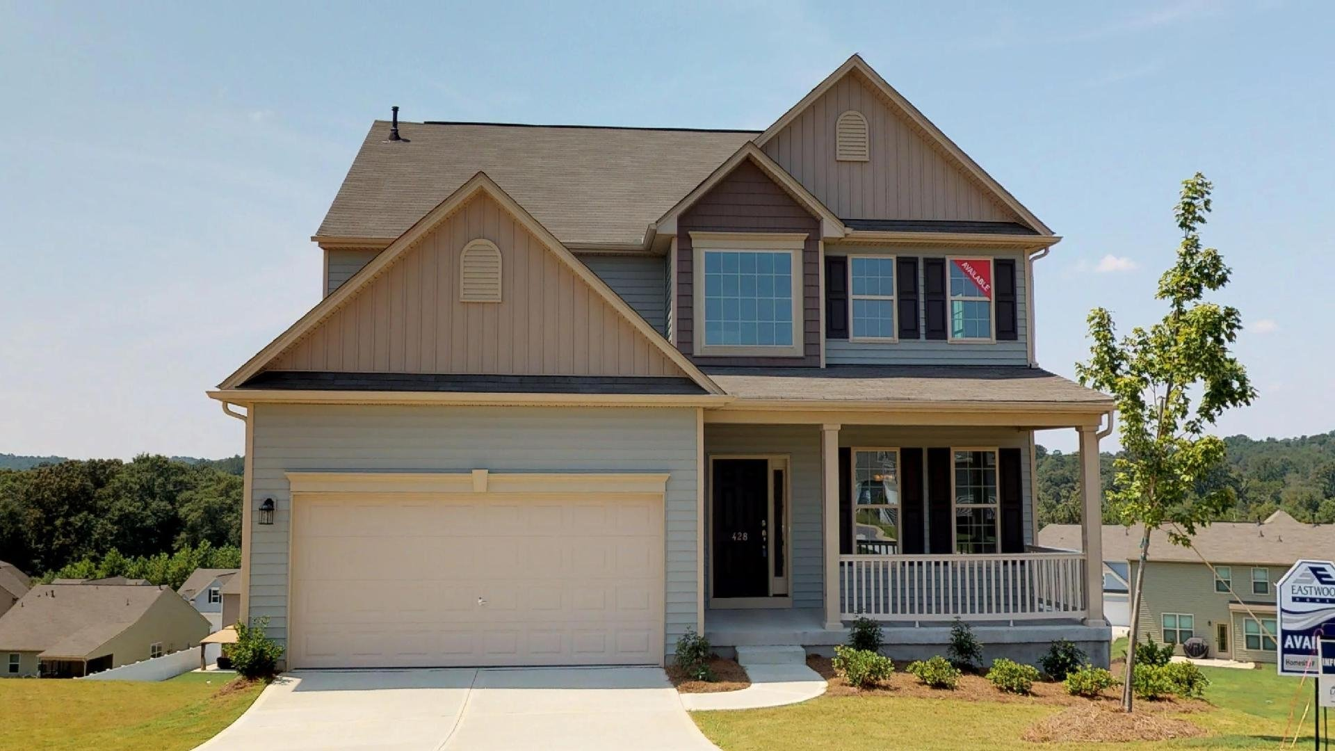 Exterior of move-in ready home in Caledonia