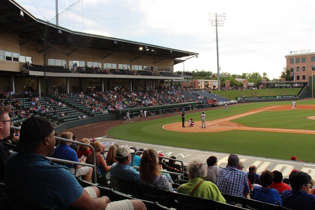 Greenville Drive Baseball/Fluor Field