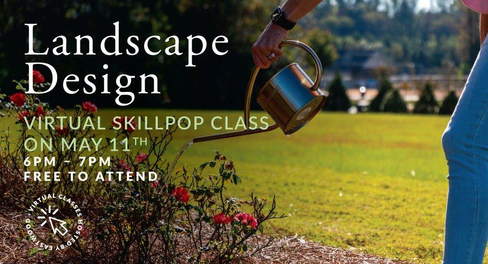 Landscape Design Virtual Class