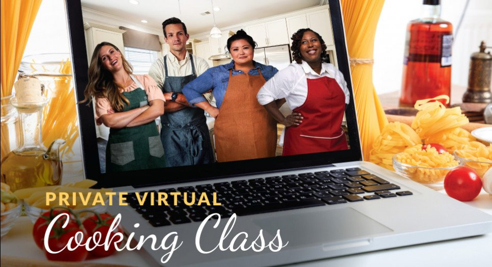 Free Virtual Cooking Class with Chef Ben