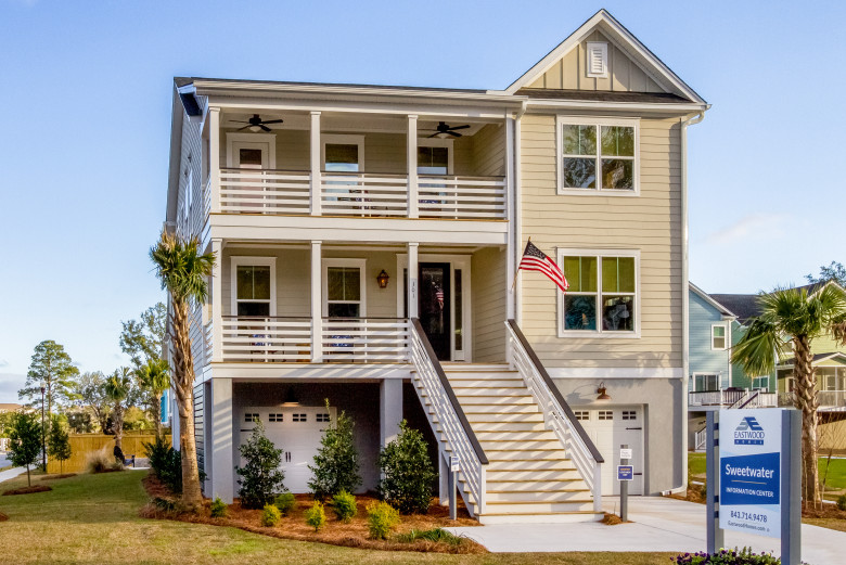 Cosgrove Model at Landings at Sweetwater, in Charleston, SC