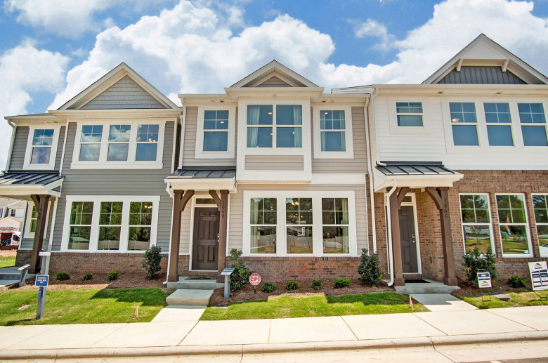 Bluffton Model at Waterlynn Grove Townhomes
