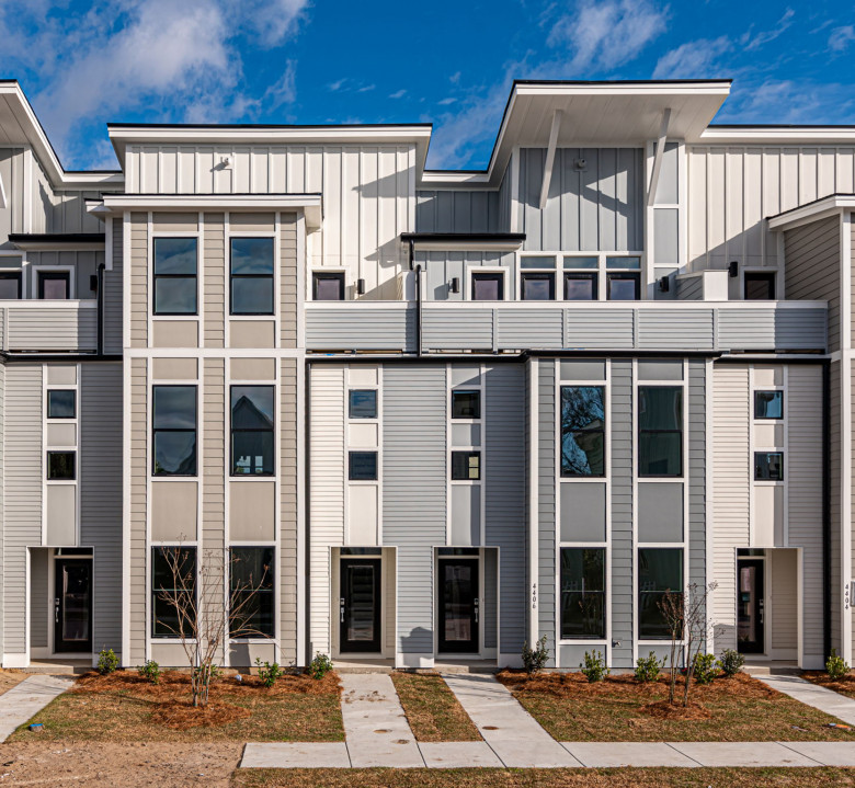 Lowndes Grove at Mixson Townhomes