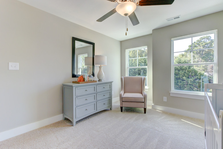 Norman Model at Dogwood Pointe Townhomes in Durham, NC