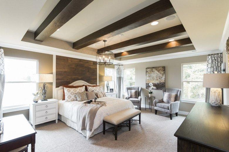 Davidson Owner's Bedroom