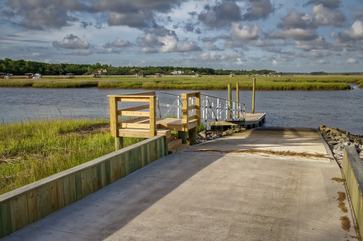 Landings at Sweetwater Boat Launch