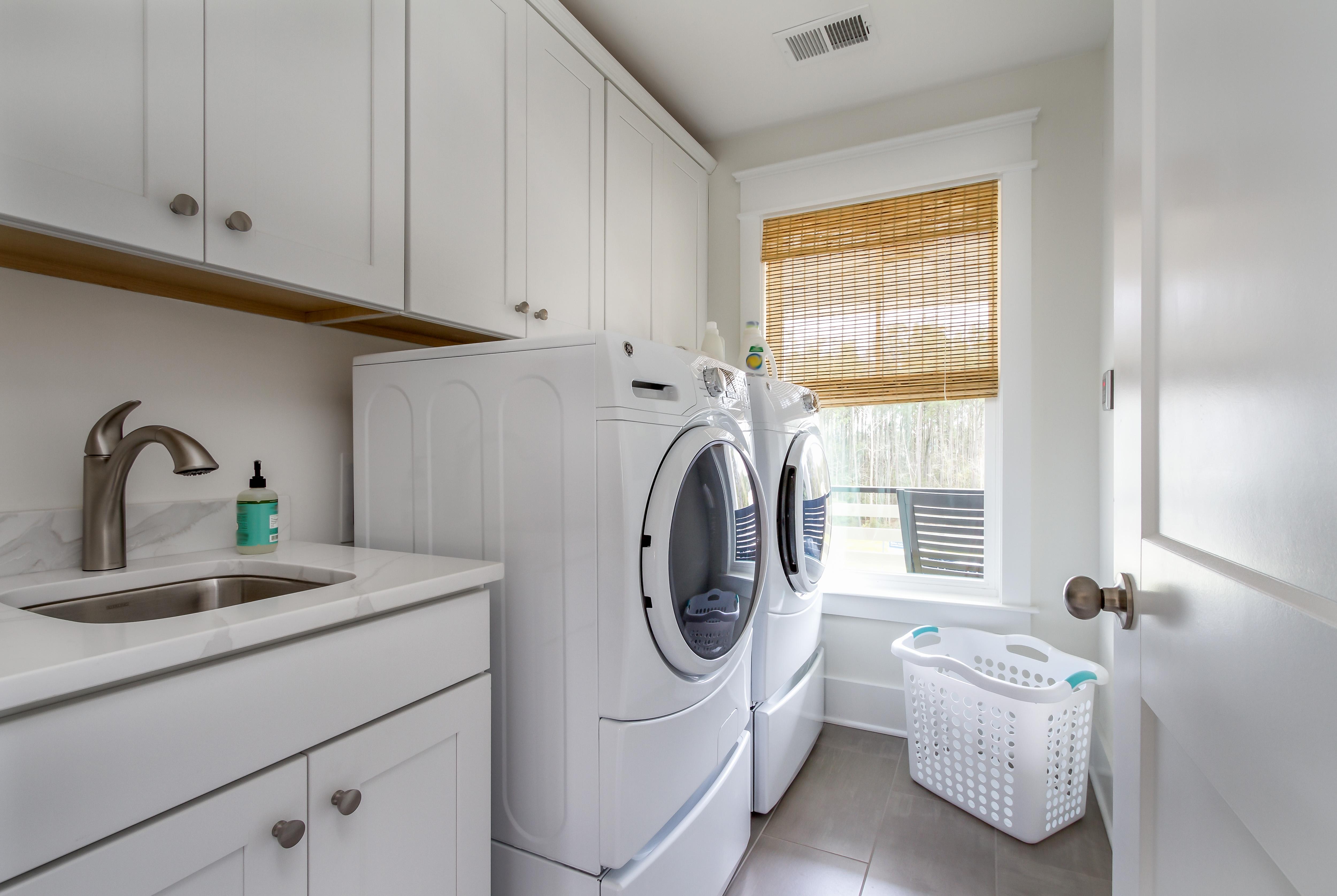 Cosgrove Laundry Room