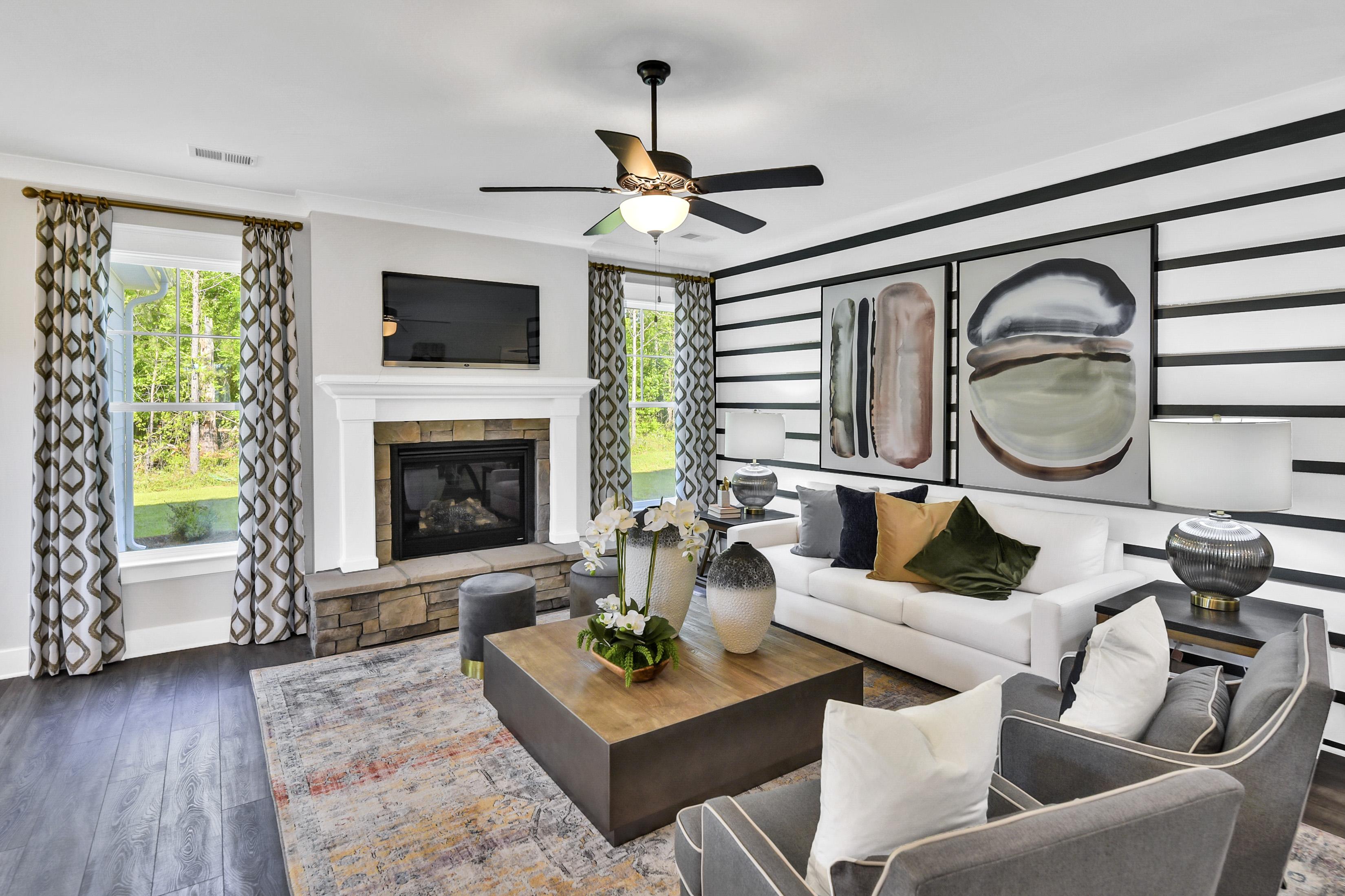 Cypress Family Room