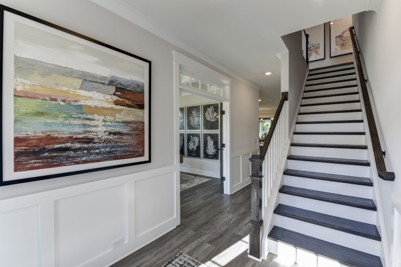 Cypress Staircase