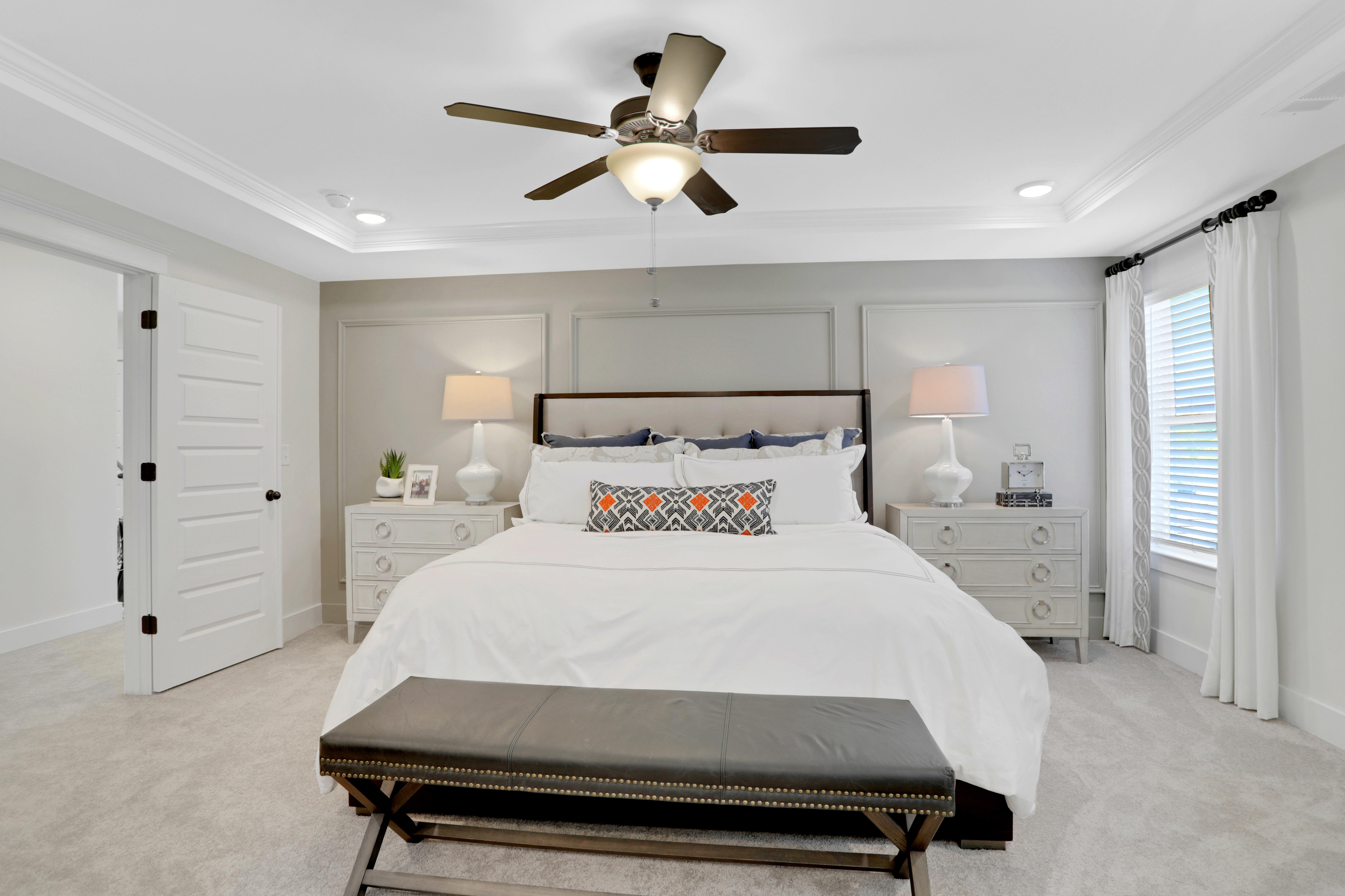 Colfax Model Owner's Bedroom