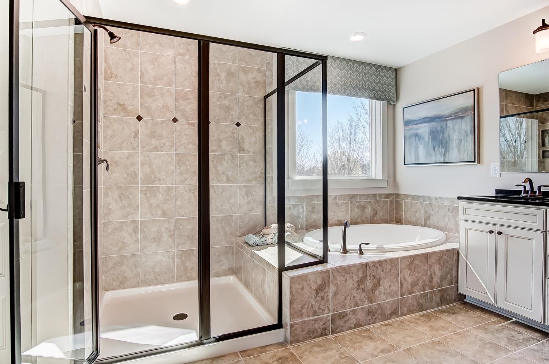 Atherton Owner's Bath