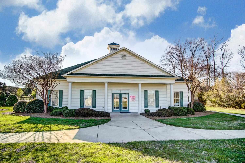 Kinderton Clubhouse