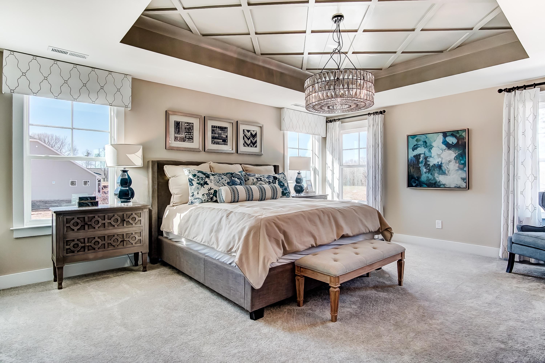 The Davidson Owner's Bedroom
