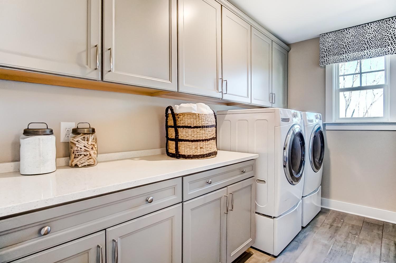 Davidson Laundry Room