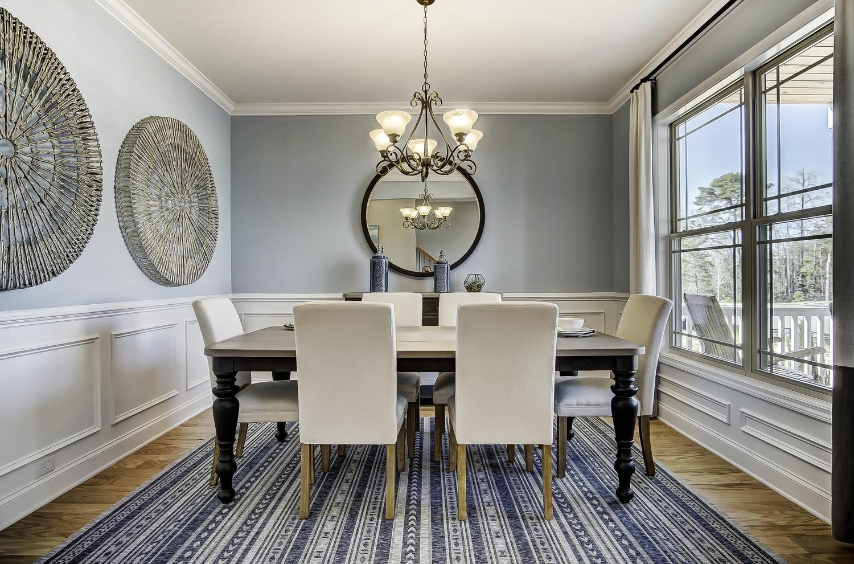 Cypress III Dining Room
