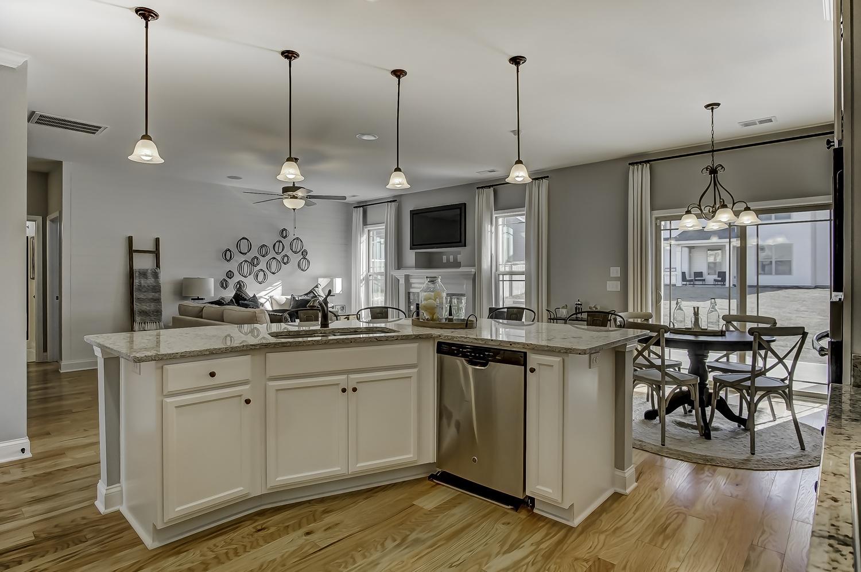 Cypress III Kitchen