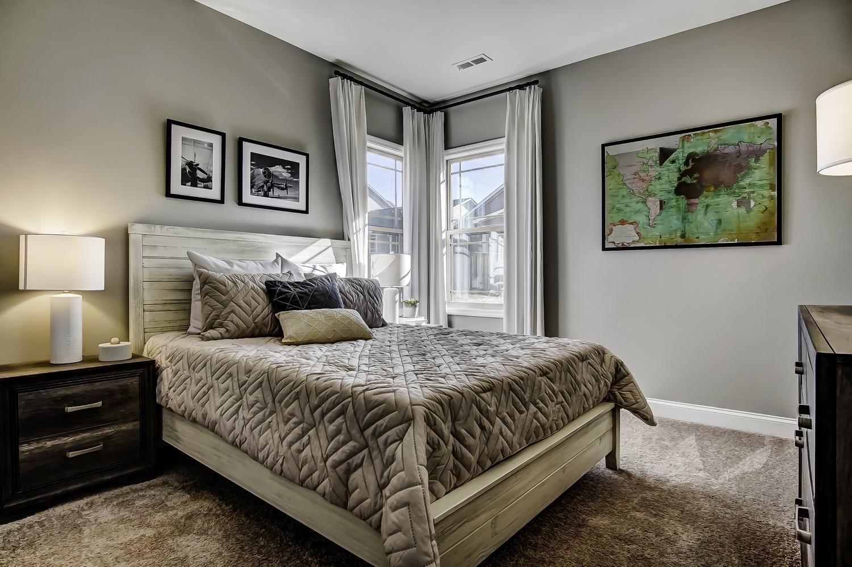 Cypress III Bedroom