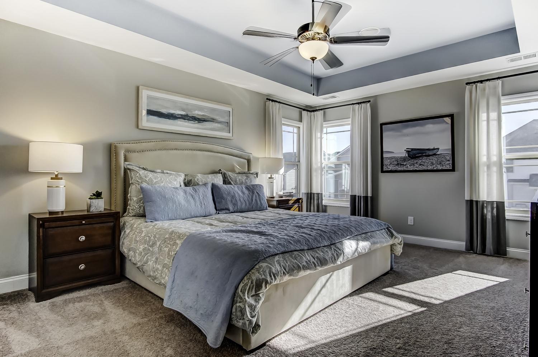 Cypress III Owner's Bedroom