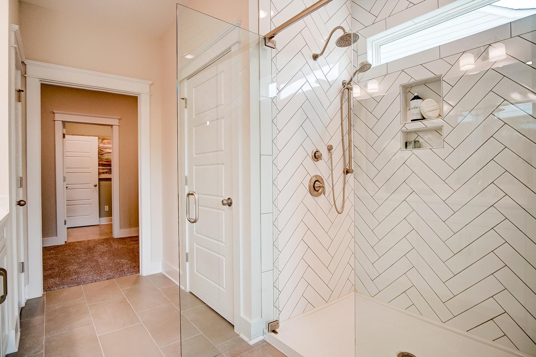 Fenwick Owner's Bathroom