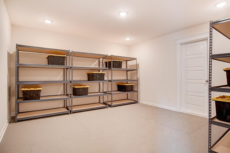 Fenwick Optional Storage Upstairs