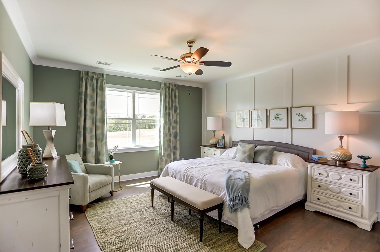 Raleigh Owner's Bedroom