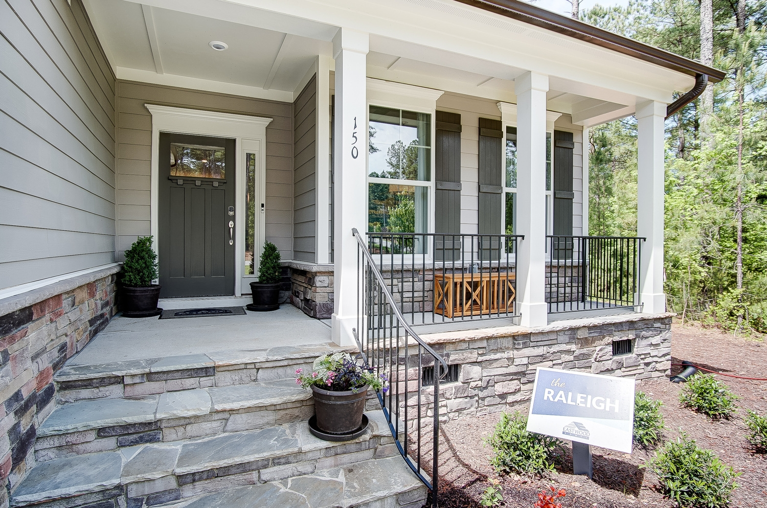 Raleigh Front Porch