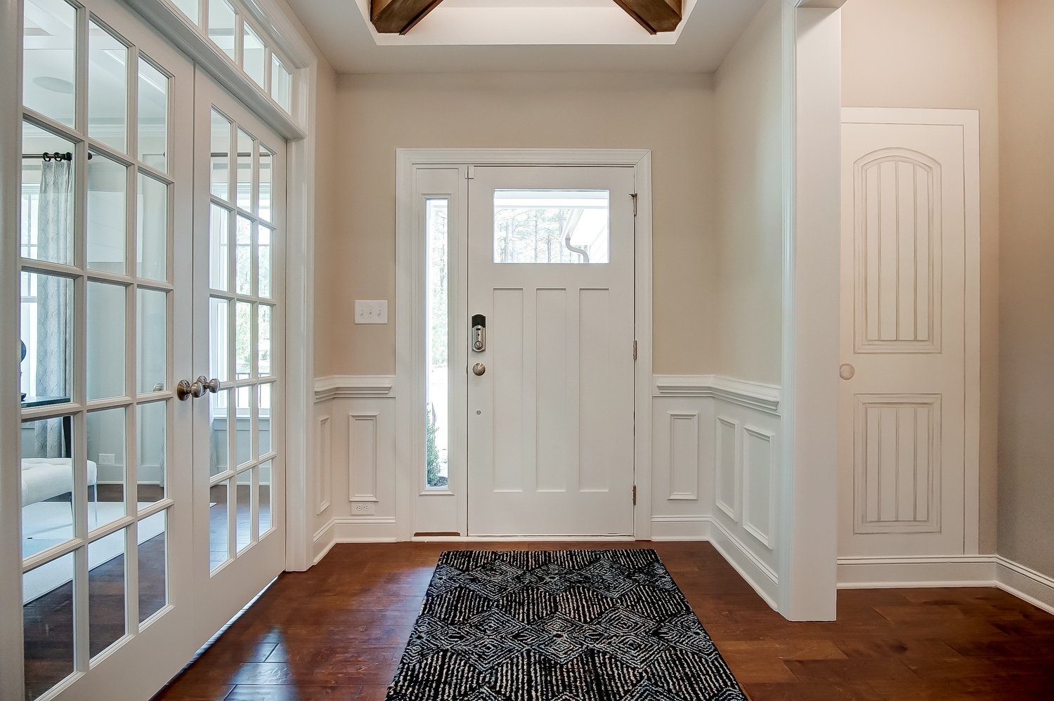 Raleigh Entry Foyer