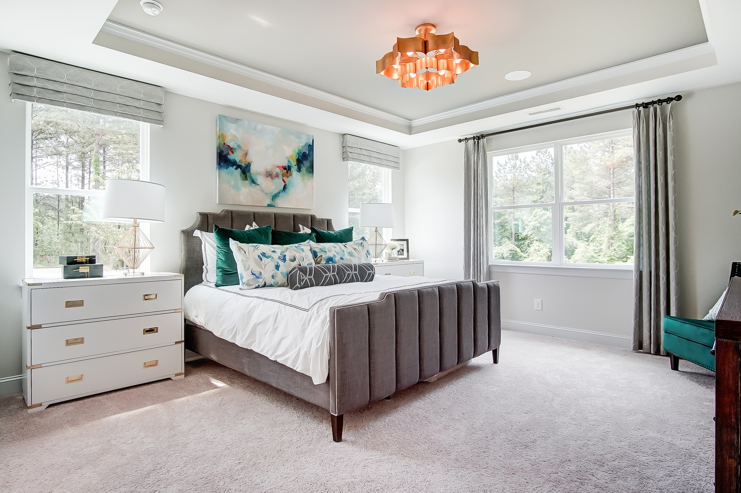 Raleigh Owner's Bedroom