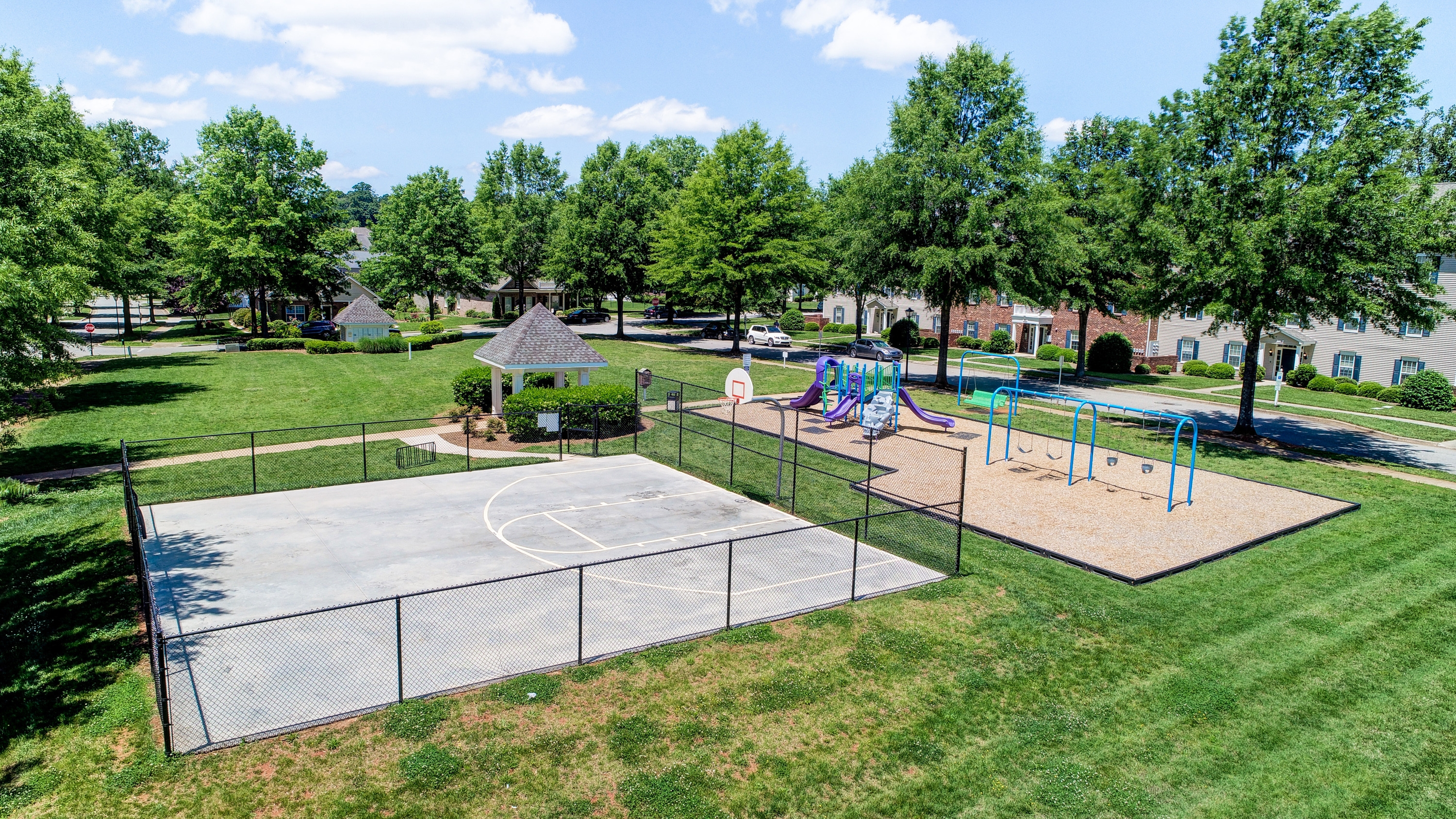 Kinderton Sports Court and Playground