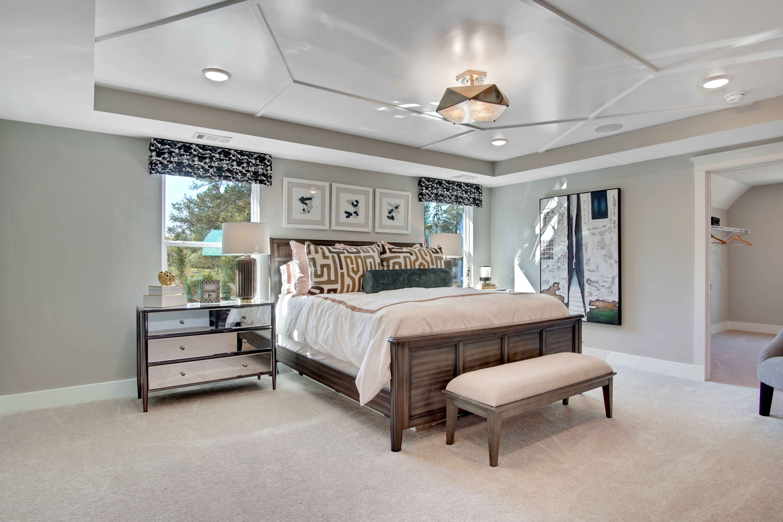 Charleston Model Owner's Bedroom