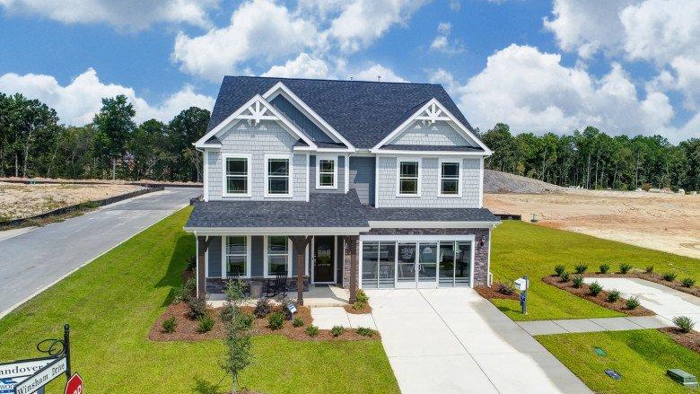 Davidson Model Home