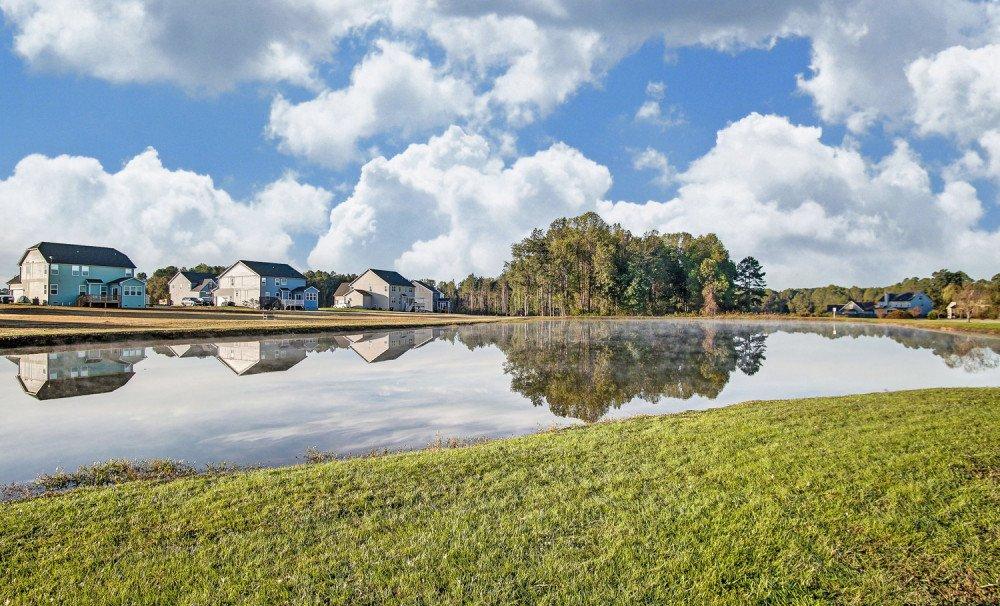 Honeycutt Landing Pond