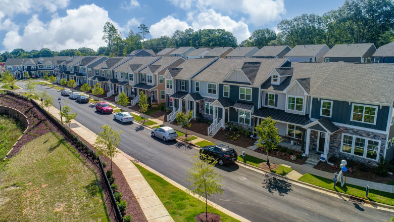 Laurel Walk Townhomes