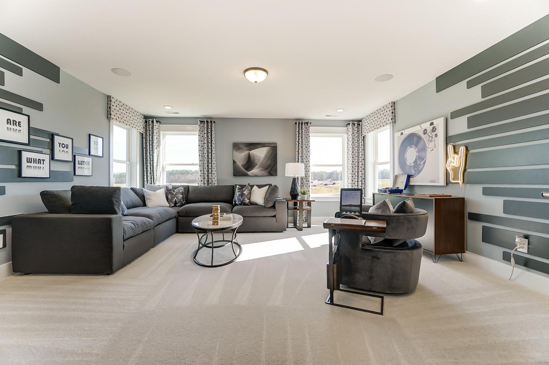 Charleston Model Bonus Room
