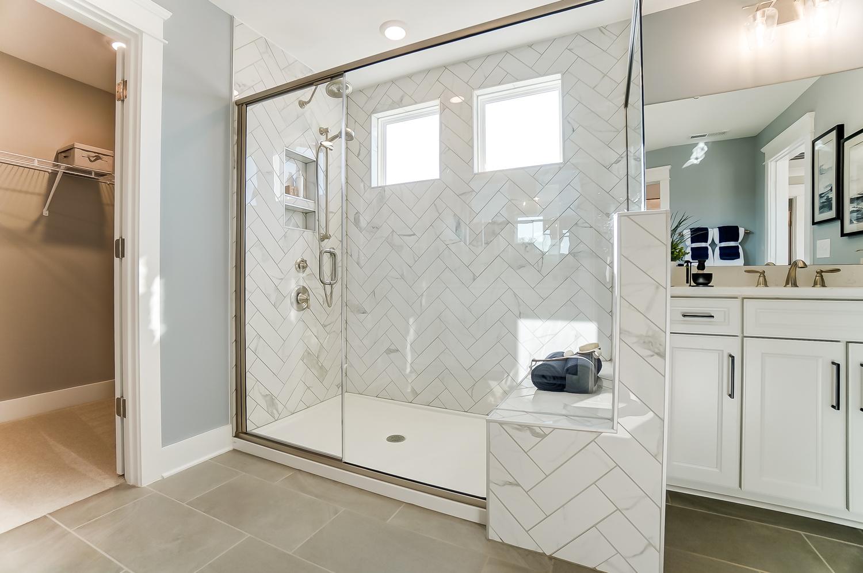 Charleston Model Owner's Bath