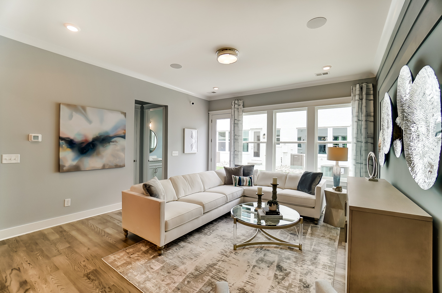 Atwater Living Area