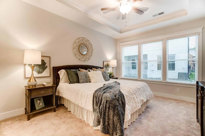 Stafford Owner's Bedroom