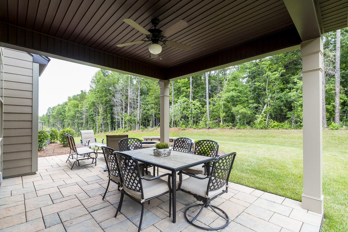 Davidson Covered Porch