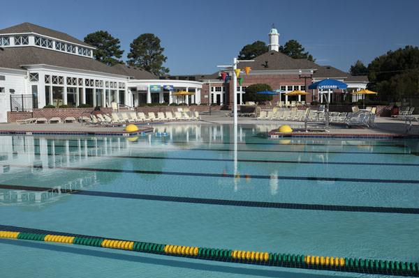 FoxCreek Pool