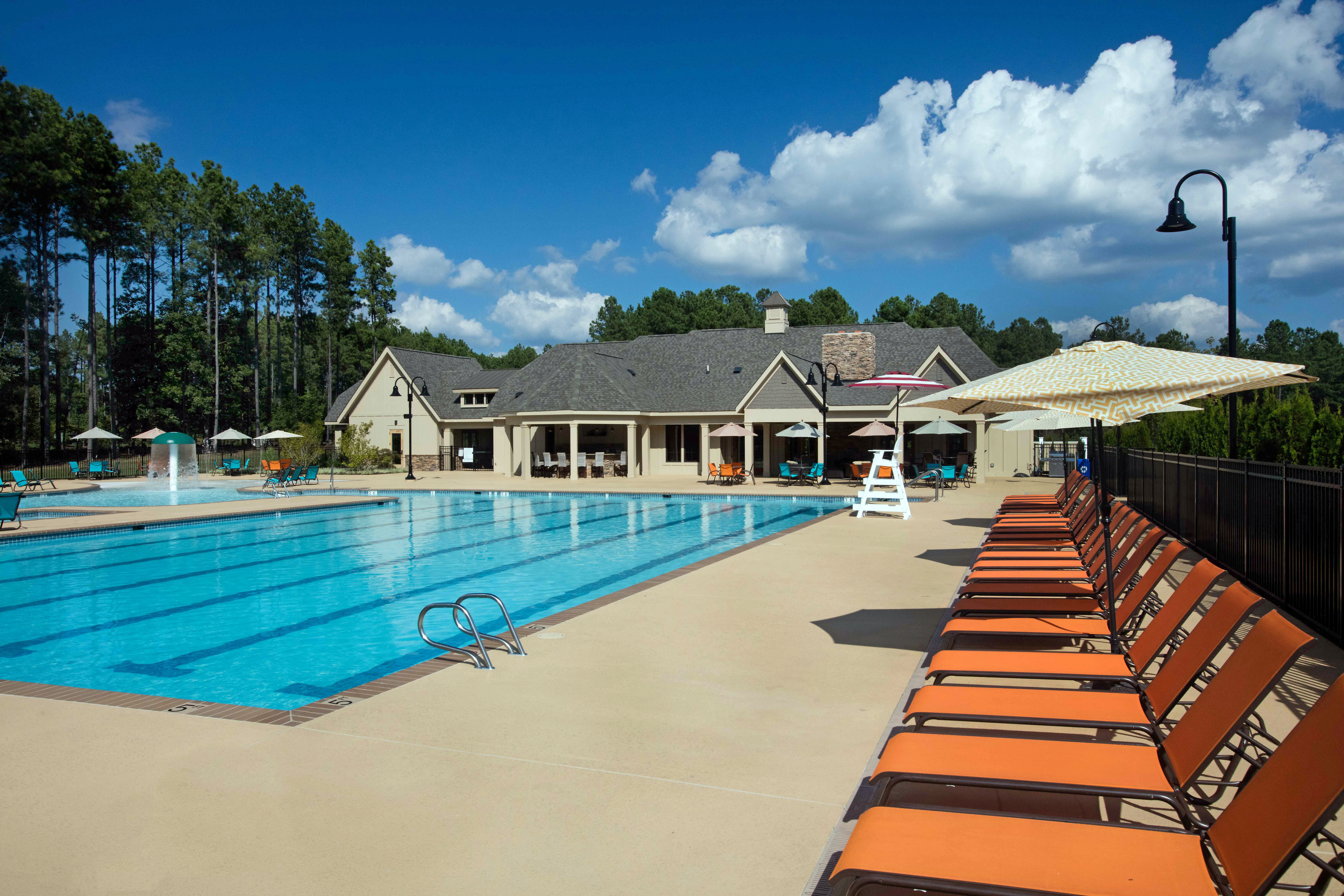 Harpers Mill Pool