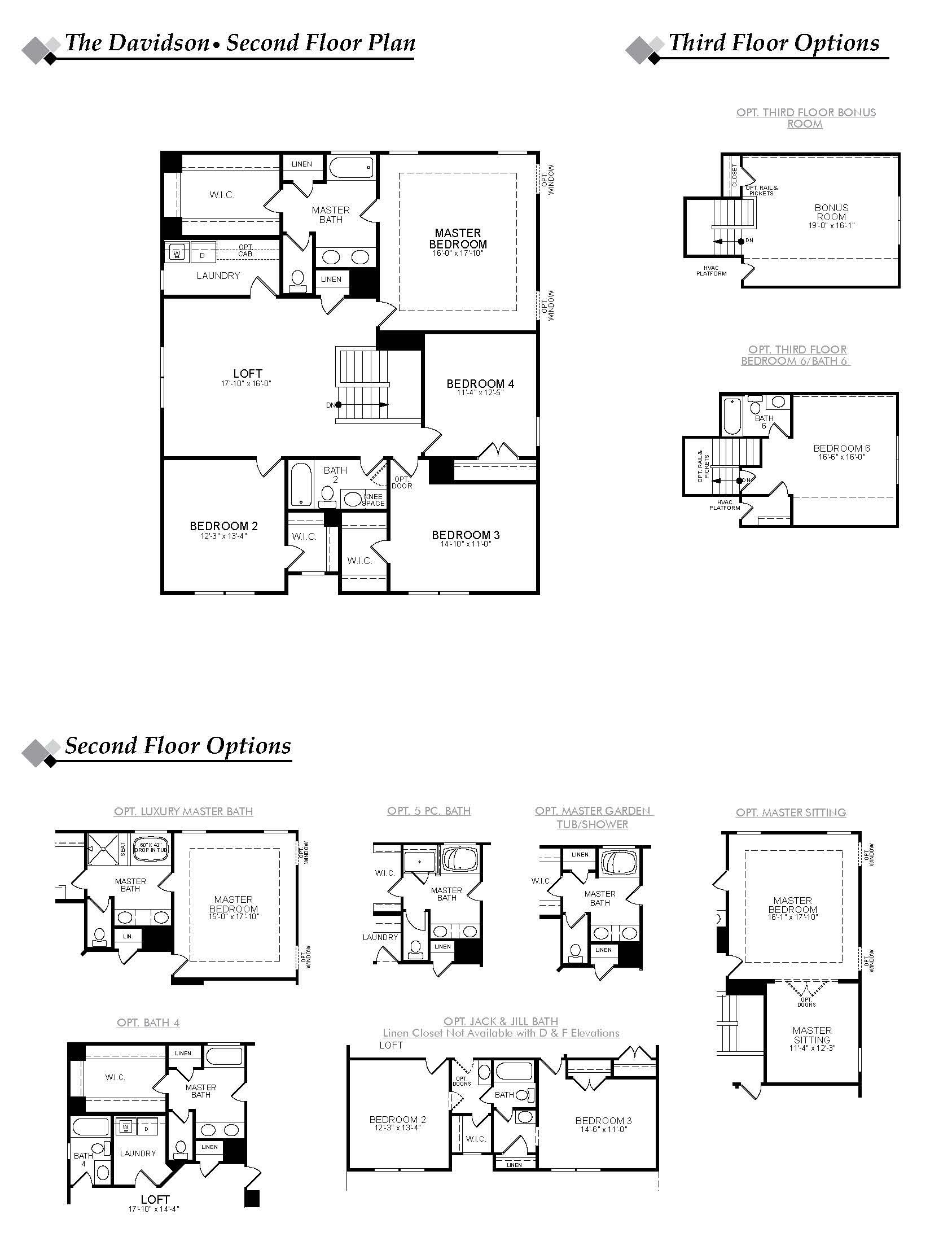 Davidson Second Floor Image