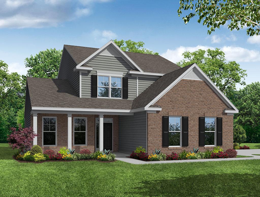 Raleigh Floor Plan Carolina Bay Eastwood Homes