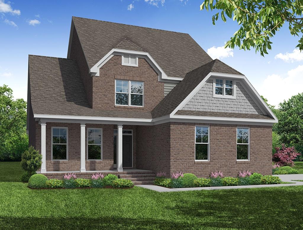 Raleigh Floor Plan Wesley Point Eastwood Homes