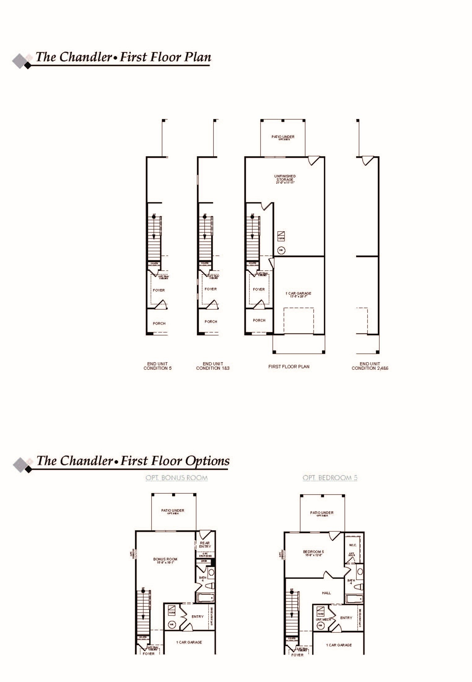 Chandler First Floor Image