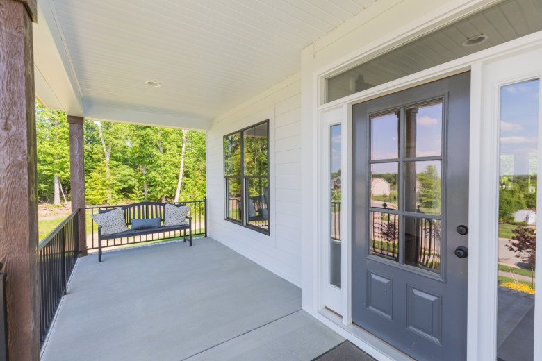 Roanoke Front Porch