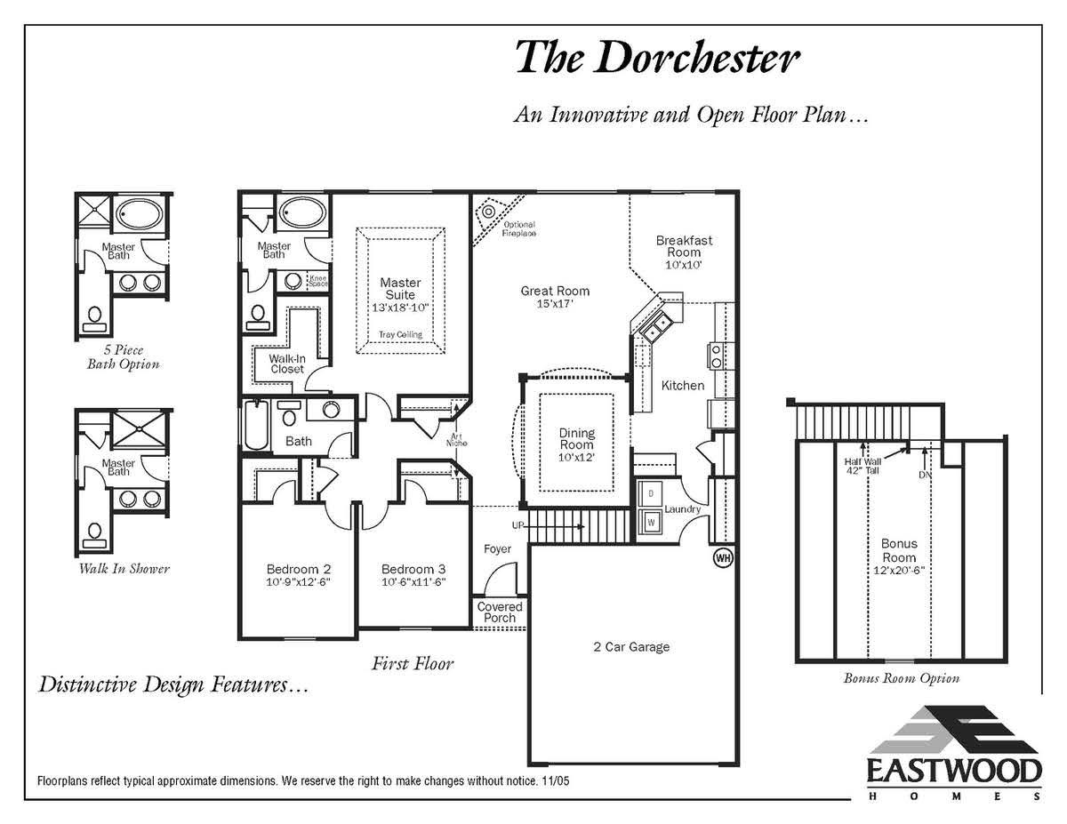 Dorchester  First Floor Image