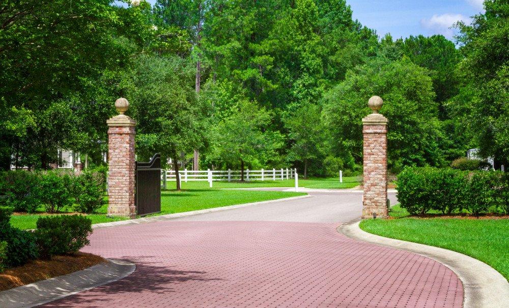 Carolina Bay Entrance