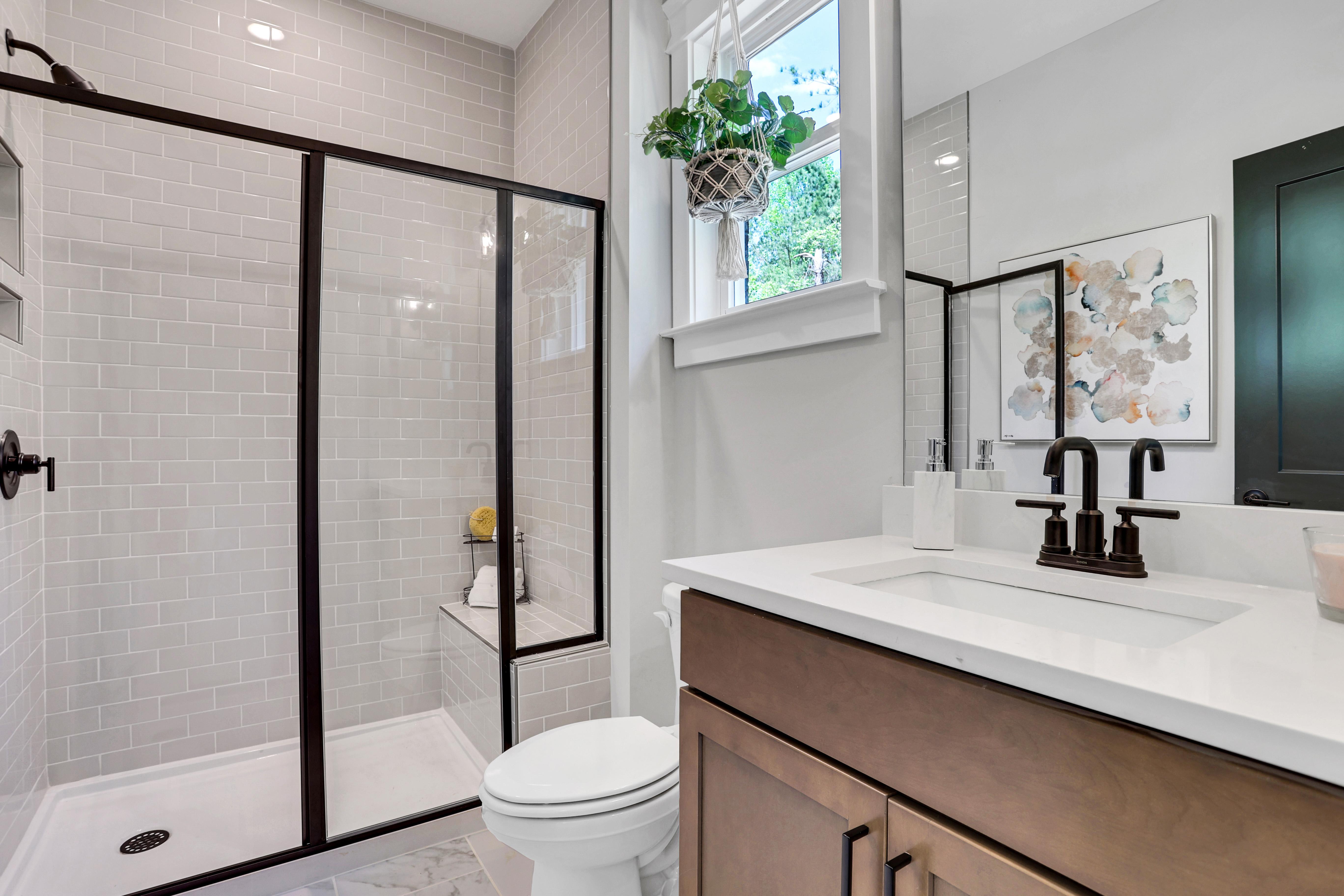 Roanoke Guest Bath