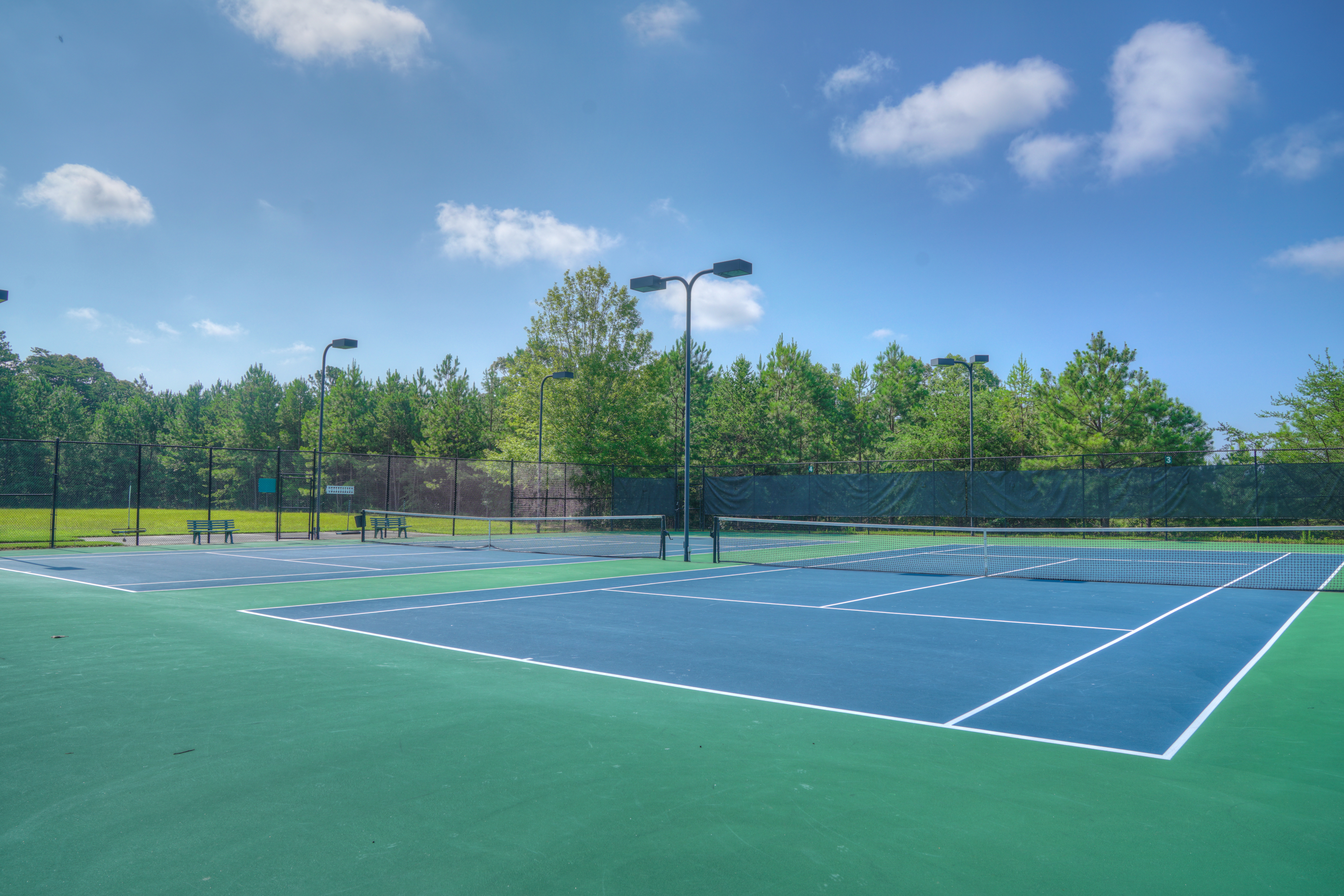 Great Sky Tennis Courts